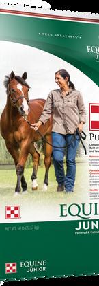 Purina® Equine Junior®