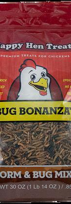 Happy Hen Bug Bonanza