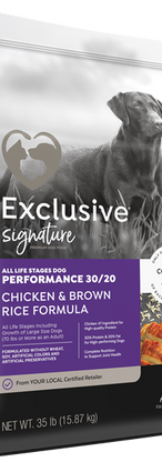 Exclusive® Performance 30/20