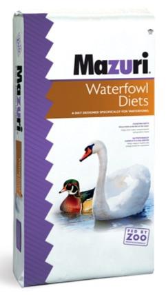 Mazuri® Waterfowl Maintenance
