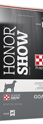 Purina® Honor® Show Commotion™ Goat DX30