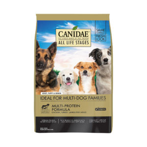 All Life Stages Dry Dog Food, Multi-Protein