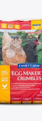 Egg Maker® 15 Crumbles