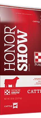 Purina® Honor® Show Finishing Touch®