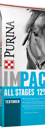 Purina® Impact® All Stages 12% Textured