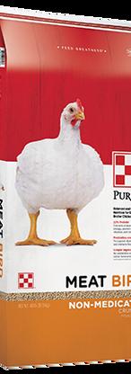 Purina® Meat Bird Crumbles