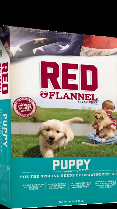 Red Flannel® Puppy