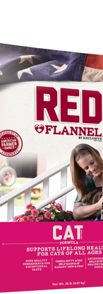 Red Flannel® Cat
