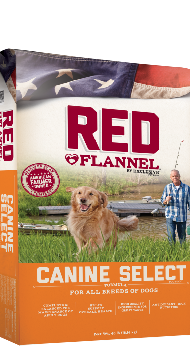 Red Flannel® Canine Select