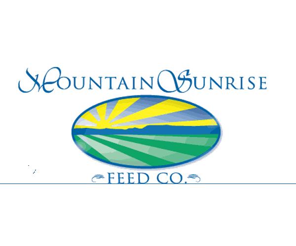Mountain Sunrise Grass Pellets