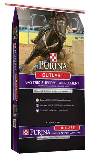 Purina® Outlast® Gastric Support