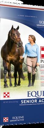 Purina® Equine Senior® Active