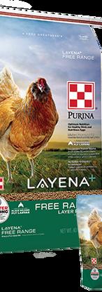 Purina® Layena®+ Free Range