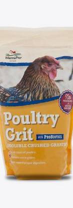 Poultry Grit with ProBiotics