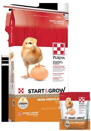 Purina® Start & Grow®