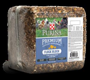 Purina® Flock Block®