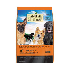 All Life Stages Dry Dog Food with Lamb