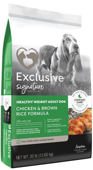 Exclusive® Healthy Weight