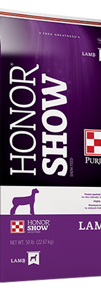 Purina® Honor® Show Showlamb Grower DX