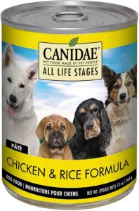 All Life Stages Canned Dog Food with Chicken