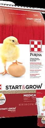 Purina® Start & Grow® Medicated