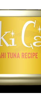 Tiki Cat Ahi Tuna
