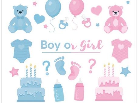 5 Creative Gender Reveal Ideas...
