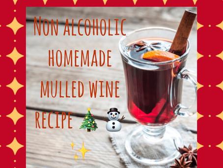 Christmas Pregnancy Mocktail Recipe