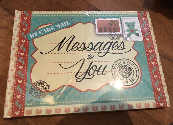 Messages To You Book