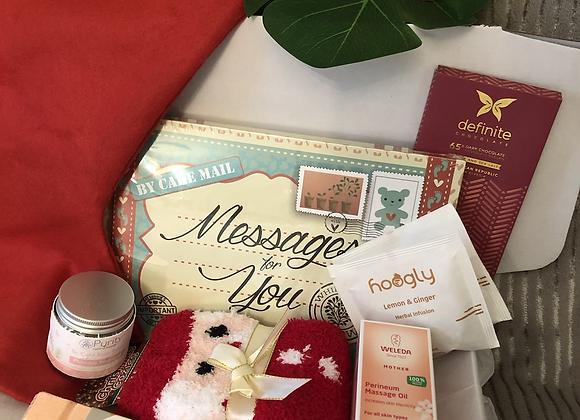 Pregnancy Christmas Box