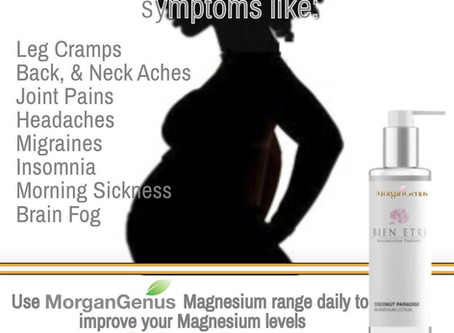Benefits Of Magnesium Products During Pregnancy