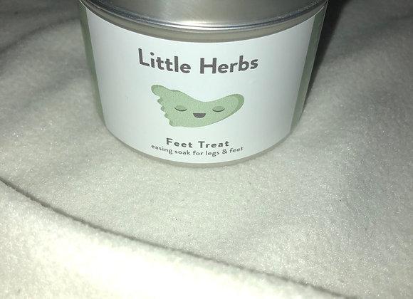 Little Herbs Feet Treat