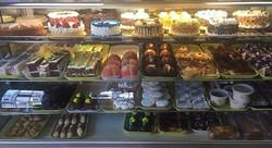 pastry window