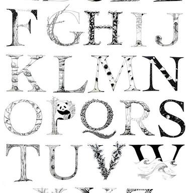 Year 9 Typography design