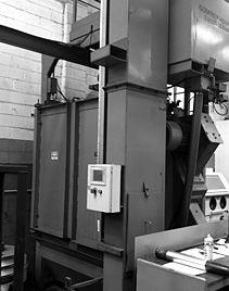 Automated Shotpeening, Shotpeening, Peening, Blasting, Hard Chrome Engineering, Australia, Victoria, Braeside, Melbourne