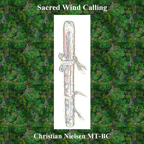 Sacred Wind Calling Compact Disc