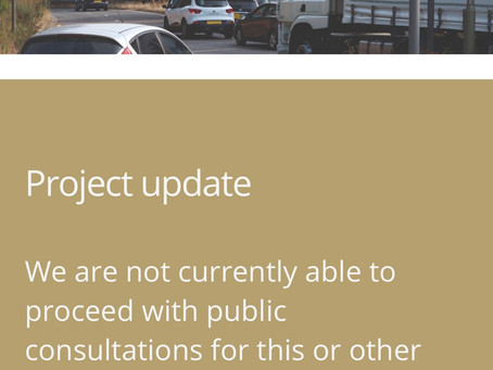 We will be ready when you are!! Keep up to date on the No Expressway Group site