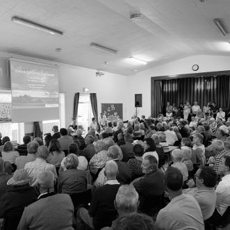 Say No to the Expressway – Village Meeting Update