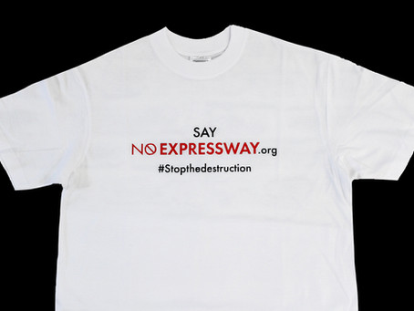 Support the No Expressway Campaign