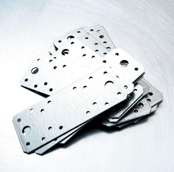 Meta Laser Cut Parts