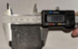 Five Eighths inch laser-cut steel top ed