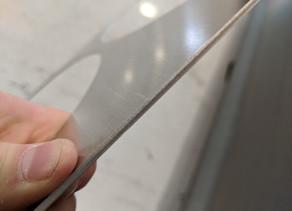 Aluminum Finish Quality