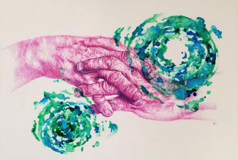 Hand Study II