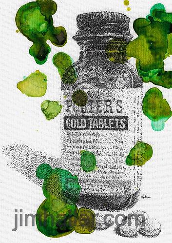 Porter's Cold Tablets