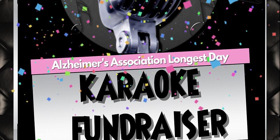 Alzheimer's Association Longest Day - Karaoke Fundraiser