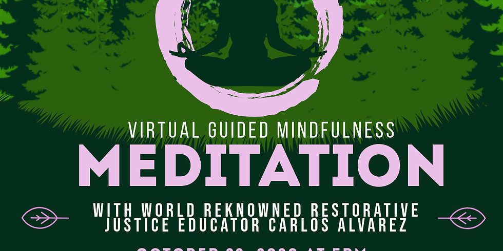 Guided Mindfulness Mediation