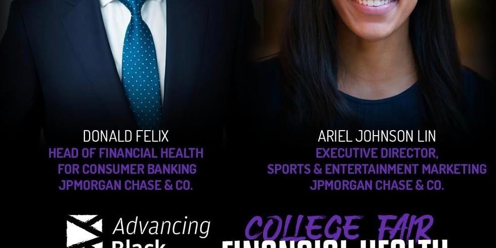 College Fair Financial Health Kickoff