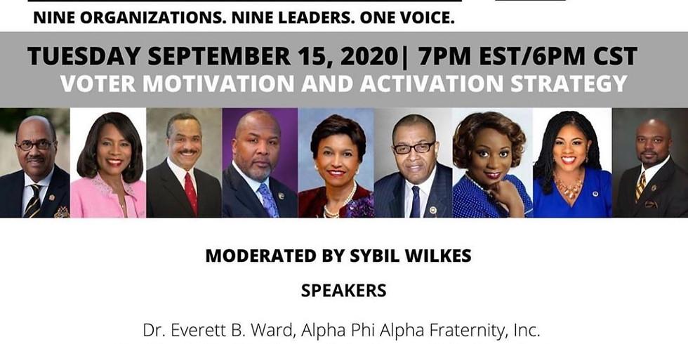 Divine Nine Leadership Roundtable