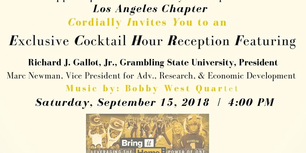 Exclusive Cocktail Hour Reception