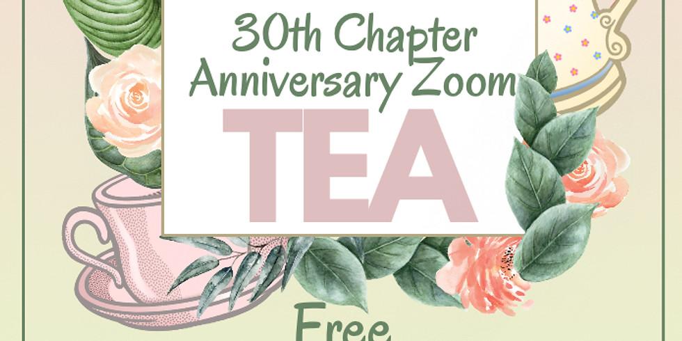 30th Chapter Anniversary Tea